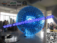 China As crianças contratam o hamster que humano de Zorb a bola waterproof o PVC de 1.0mm Trasparent distribuidor